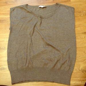 LOFT short sleeve sweater
